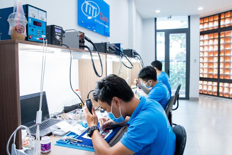Top cửa hàng bán sửa chữa điện thoại Samsung tốt nhất tại quận Kiến An, Hải Phòng