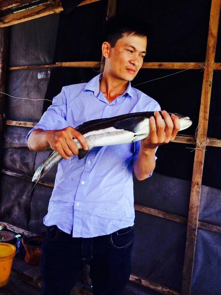Cửa hàng bán hải sản tươi sống Ông Giàu