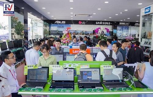 Top cửa hàng bán laptop giá rẻ tại Bến Tre.