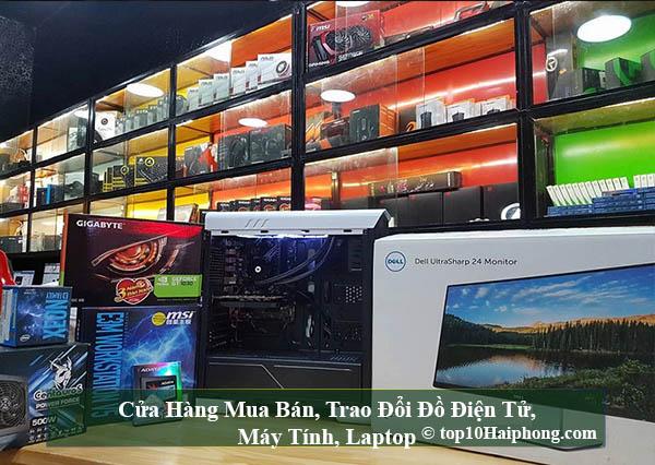 Top cửa hàng bán laptop giá rẻ tại TP.Vinh, Nghệ An