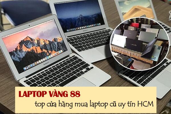 Top cửa hàng bán laptop giá rẻ tại TP.Thái Nguyên