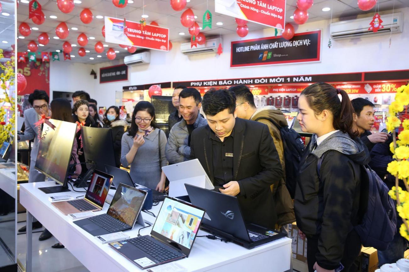 Top cửa hàng bán laptop giá rẻ tại TP.Mỹ Tho