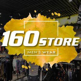 Cửa hàng thời trang nam 160store Tân Phú