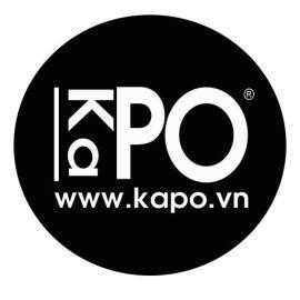 Cửa hàng thời trang nam Kapo Cách Mạng Tháng 8 - Q.3