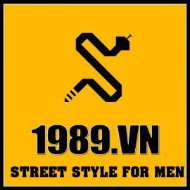 Cửa hàng thời trang nam 1989store Quang Trung - Gò Vấp