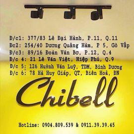 Cửa hàng thời trang nữ Chibell Bình Dương