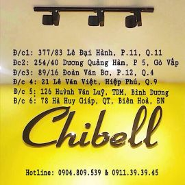 Cửa hàng thời trang nữ Chibell Đoàn Văn Bơ - Q.4