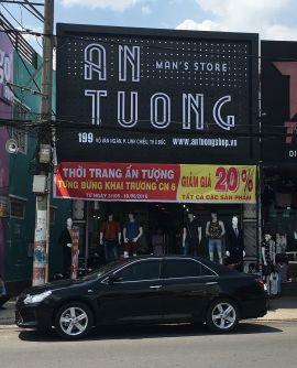 Cửa hàng thời trang Ấn Tượng Shop Thủ Đức