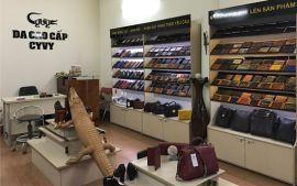 Cửa hàng thời trang da cao cấp CyVy Nguyễn Trọng Tuyển