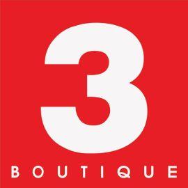 Cửa hàng thời trang nam 3 Boutique Trần Quang Diệu - Q.3