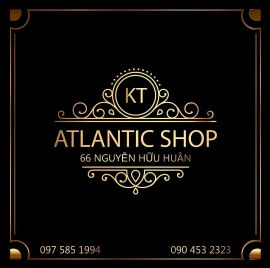 Cửa hàng thời trang nam KT Atlantic Shop Hoàng Diệu - Q.4