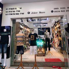 Cửa hàng thời trang nam Joker Shop Nguyễn Trãi - Huế
