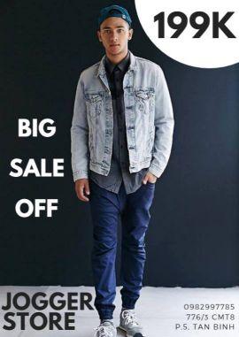 Cửa hàng thời trang nam Jogger Store CMT8 - Q.Tân Bình