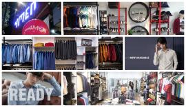 Cửa hàng thời trang 4MEN Long Xuyên - An Giang