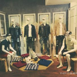 Thời trang nam Nguyễn Phước Fashion Nha Trang