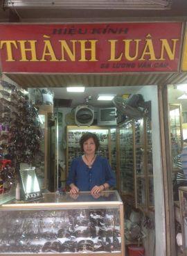 Cửa hàng Hiệu kính Thành Luân - Hà Nội