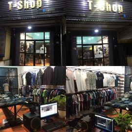 Cửa hàng thời trang nam T-Shop 505 - Quảng Ninh