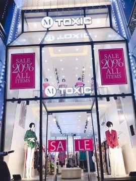 Cửa hàng thời trang nữ M-TOXIC - Bắc Giang