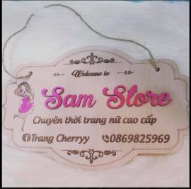 Cửa hàng thời trang nữ Sam Store - Bắc giang