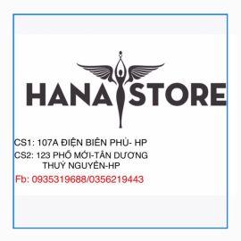 Cửa hàng thời trang nữ Hana Shop Q.Hồng Bàng - Hải Phòng