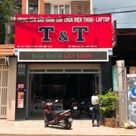 Cửa hàng sửa chữa điện thoại T&T - Q.12