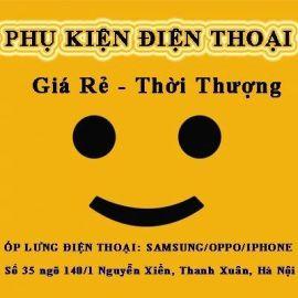 Cửa hàng phụ kiện điện thoại Giá Rẻ, Thời Thượng - Q.Thanh Xuân, Hà Nội