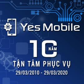 Cửa hàng sửa chữa điện thoại Yes Mobile - TP.Vũng Tàu