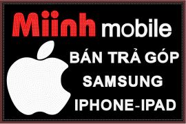 Cửa hàng điện thoại Minh Mobile - TP.Nha Trang
