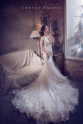 Cửa hàng thời trang cô dâu Canary Wedding Studio Quận 3