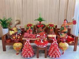 Cửa hàng phụ kiện cưới hỏi Nini Store Tân Phú