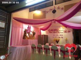 Cửa hàng dịch vụ cưới hỏi đẹp 360 Tân Phú