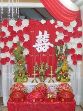 Cửa hàng dịch vụ cưới hỏi Thanh Sang – Sài Gòn Gò Vấp