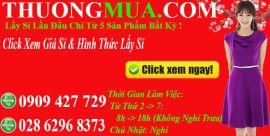 Bán sỉ quần áo nam nữ Trang Phạm - Hóc Môn