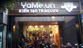 Cửa hàng thời trang nam Yame Long Xuyên - An Giang