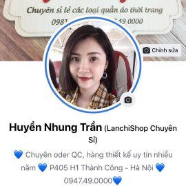 Xưởng sỉ quần áo nữ Lan Chi - Hà Nội
