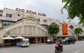 Chợ Đồng Xuân - Hoàn Kiếm, Hà Nội