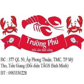 Cửa hàng hải sản tươi sống Trường Phú - TP.Mỹ Tho, Tiền Giang