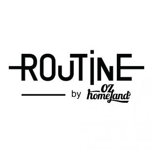Thời trang nam trẻ trung đơn giản Routine