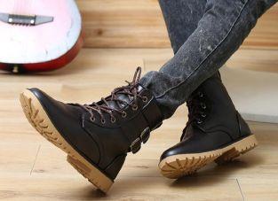 Top shop bán giày boot nam cao cấp chất lượng tại TpHCM