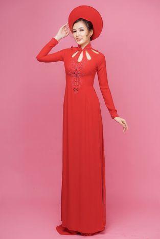 Top shop bán áo dài cưới giá rẻ uy tín tại Nhà Bè, TPHCM