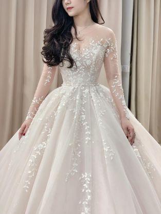Top shop bán áo cưới, váy cưới cô dâu giá rẻ uy tín tại Quận 7, TPHCM