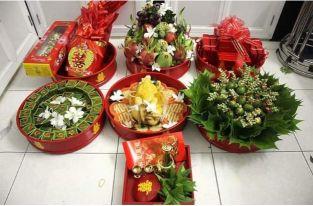 Top shop cho thuê mâm quả giá rẻ uy tín tại Hóc Môn, TPHCM