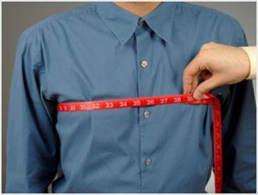 Cách chọn size quần áo nam chính xác 100%