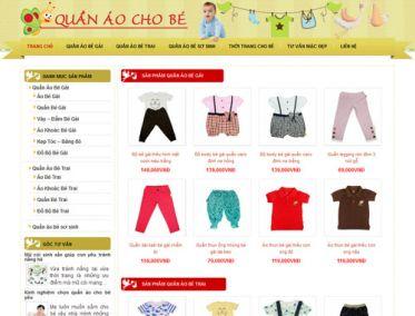 Top 5 website mua quần áo trẻ em uy tín và chất lượng nhất hiện nay