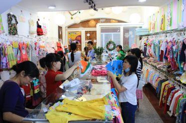 Tư vấn cách bán quần áo trẻ em online hiệu quả nhất.