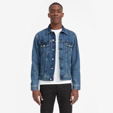 Top 7 áo khoác denim nam đẹp tại Quận 5