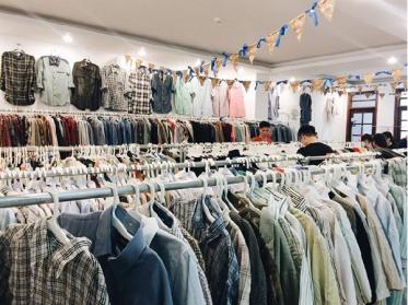 Top những shop quần áo nam tại Quận 5