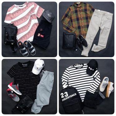 Top những shop thời trang nam trên đường Lê Văn Sỹ