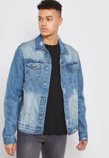 Top shop bán denim jacket cho nam phong cách tại Bình Tân