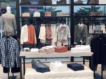 Danh sách shop thời trang nam tại quận Tân Phú